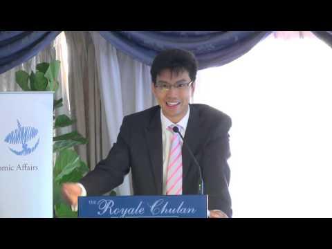 Opening Remarks by YAM Tunku Zain Al