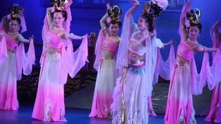 GRACEFUL BEAUTY OF DANCE   Xian China