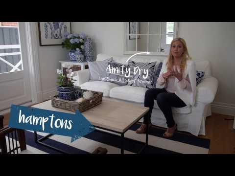 Amity Dry's Sitting Room