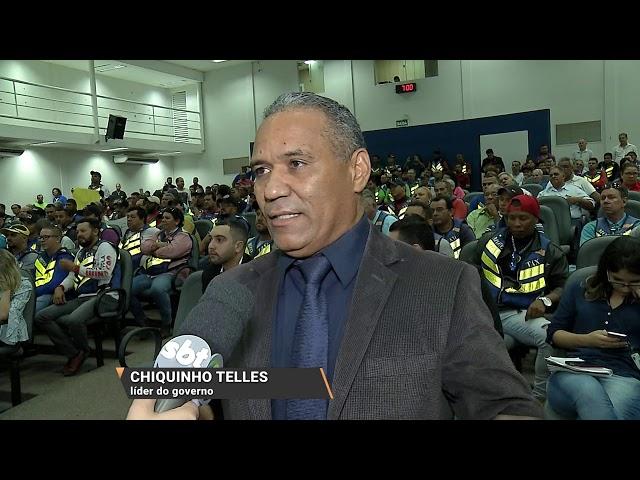 Taxistas e mototaxistas se reúnem na Câmara pela segunda vez