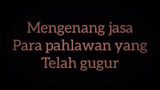 #Pendidikan4 - Lagu Gugur Bunga. Menghafal dan mengenang sejarah. MI Muhammadiyah 1 Gambiran.