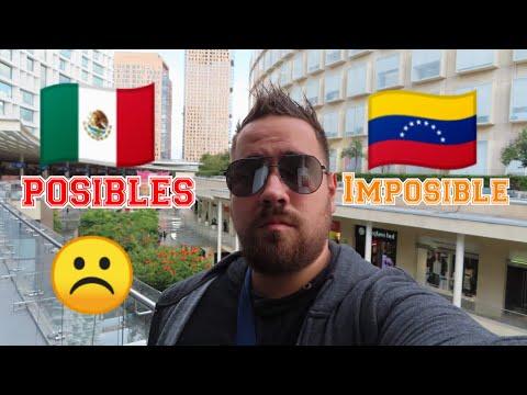 Cosas NORMALES en MEXICO que en VENEZUELA SON PARA MILLONARIOS