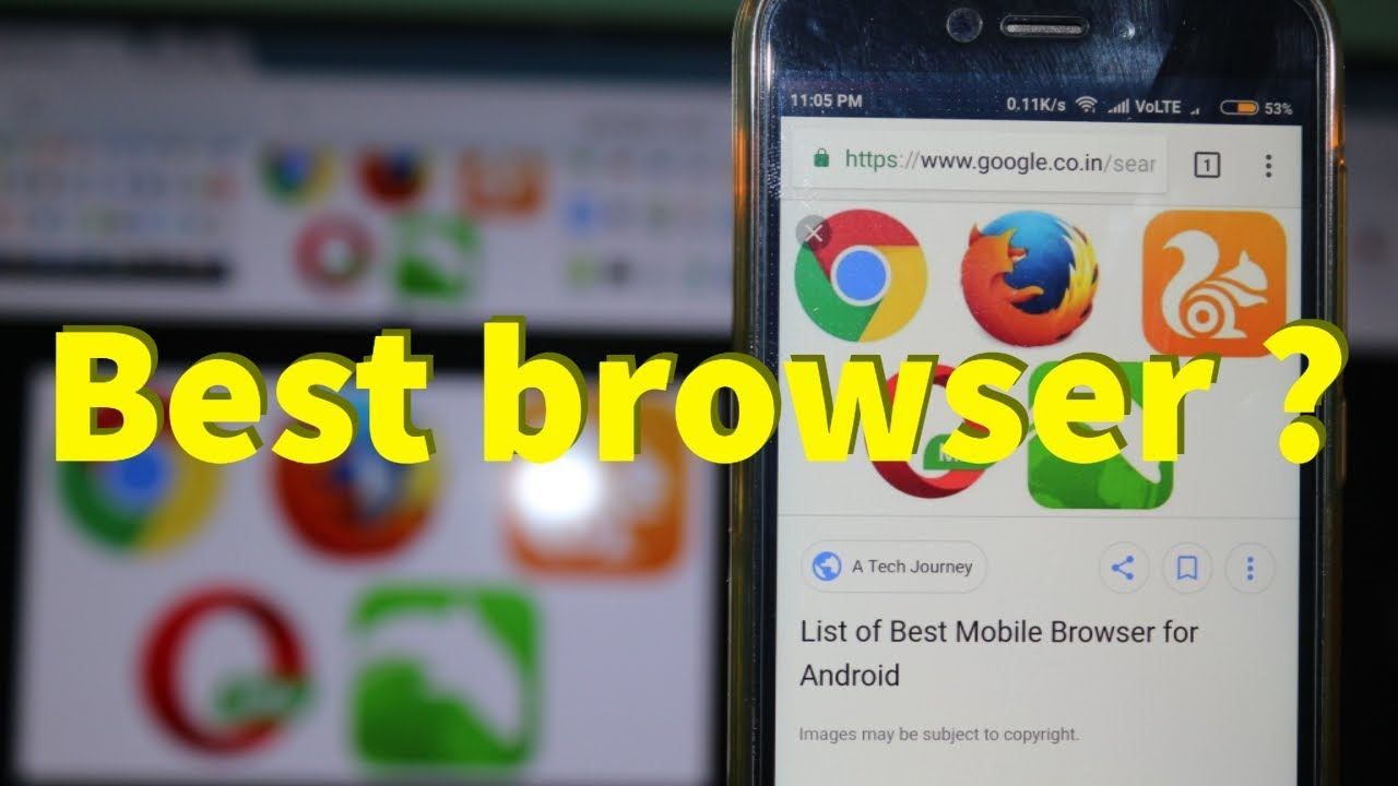 Top 5 New Fastest Browser For Android Mobile 2019 & Get Best High Speed  Surfing Experience