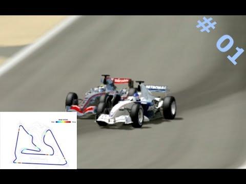 F1 2006 Reverse Grid Championship Part 1