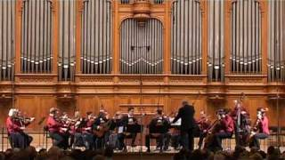 Granadoz: Intermezzo from Goyescas / Nagy & Luís & Vieira • Rachlevsky • Chamber Orchestra Kremlin