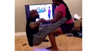Claressa Shields Is asking can you do this with your significant other