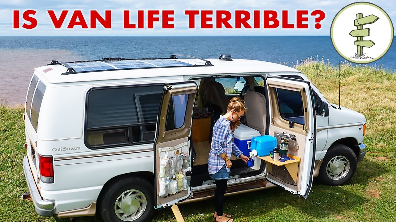 Living In A Van >> Would You Go Crazy Living The Van Life Tips On How To Find Out