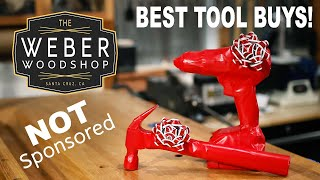 35 Best Woodworking Tool Buys!