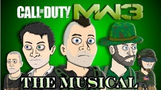 Repeat youtube video ♪ CALL OF DUTY: MW3 THE MUSICAL - Animated Parody