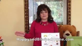 Visual Montessori Letter B