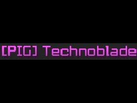 Technoblade Won The PIG Rank | Hypixel - Minecraft Server