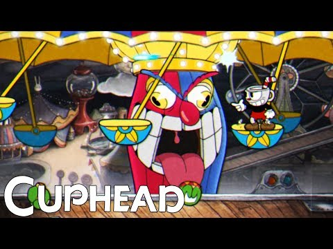 I'D RATHER TAKE ON IT... | Cuphead Part 4
