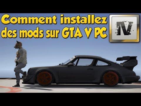 Comment installez des mods sur GTA V PC + Test Porsche 911 Turbo Hoonigan