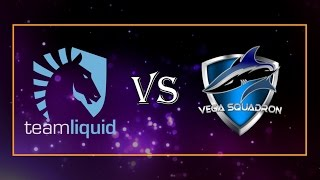 Team Liquid vs  Vega Squadron - The Boston Major: Europe Qualifier