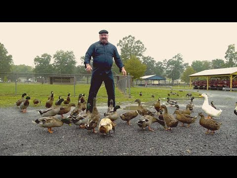 Shawn Bailey Visits Goose Day in Lewistown, PA