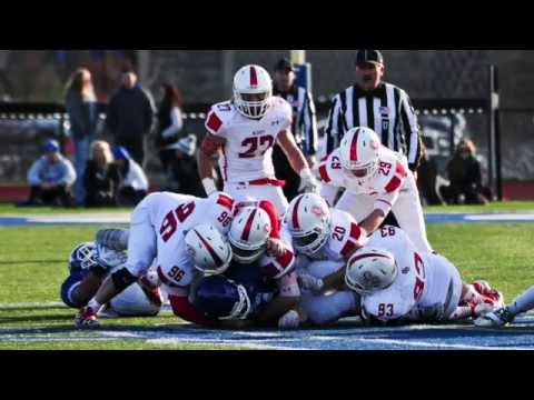 Olivet College Football Highlight 2015