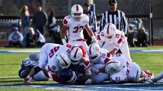 Olivet College Football Highlight 2015