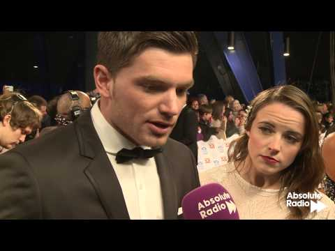 National Television Awards: Eastenders' Joey Interview - YouTube