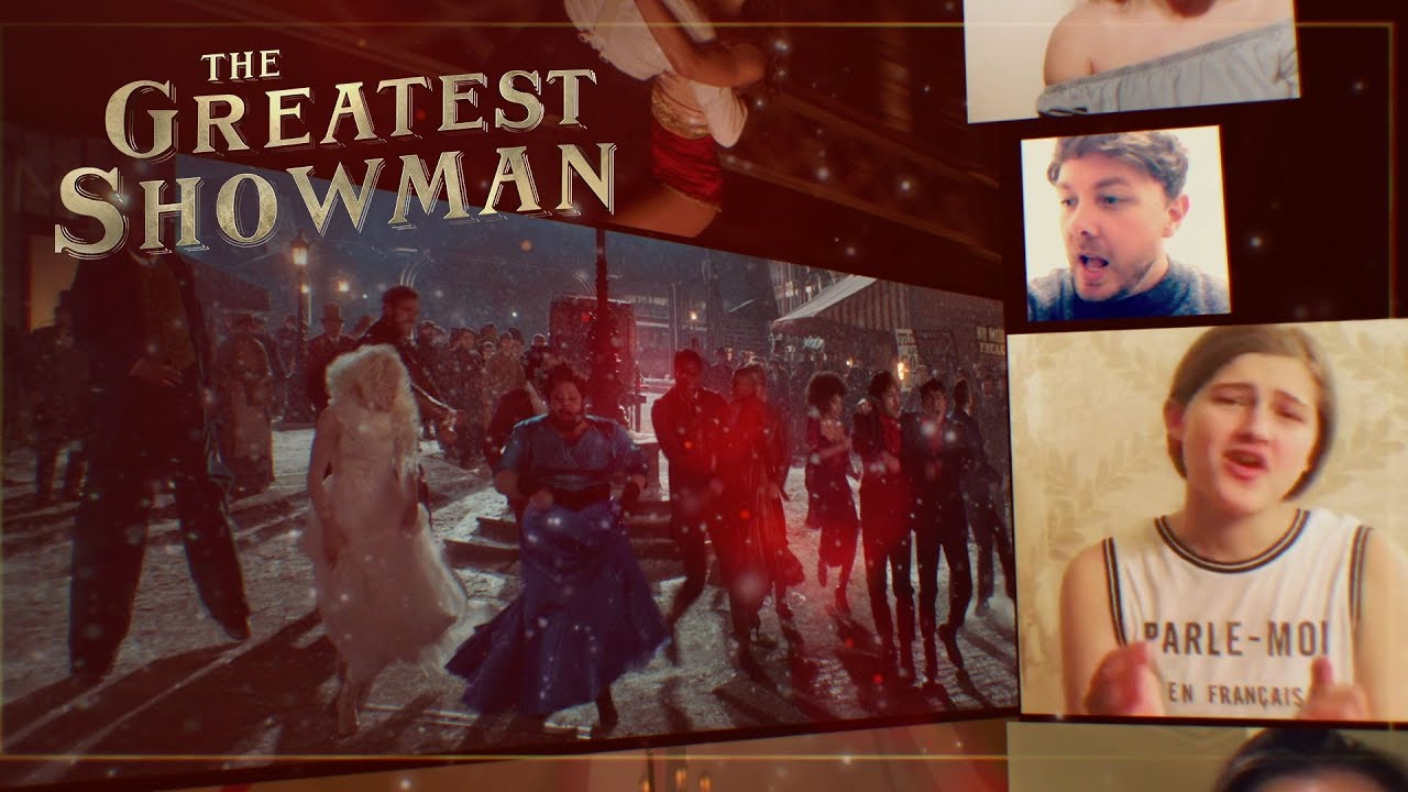 The Greatest Showman | Sing-Along Screenings This Weekend | 20th Century FOX