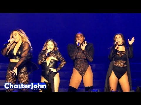 Fifth Harmony - Angel, Live in Manila March 6 2018