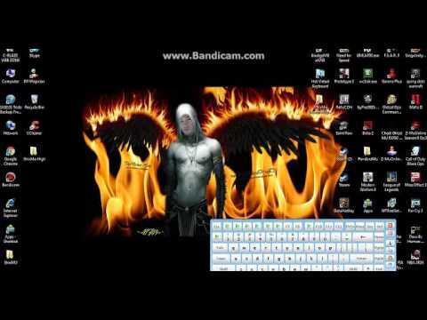 e9922a63052 How to program macro in Hot virtual keyboard - YouTube