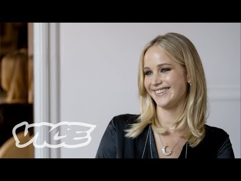 Jennifer Lawrence Talks About Her New Film, 'mother!'