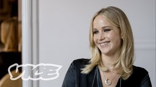 Jennifer Lawrence Talks About Her New Film,