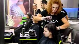 Greece's Next Top Model S2 / E2 [ 1 of 6 ] ANT1 GR ( 18/10/2010 )