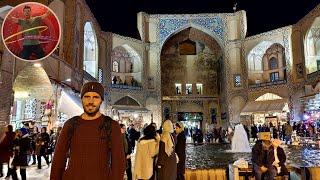 Isfahan City Tour 2019 - IRAN - Ep 221