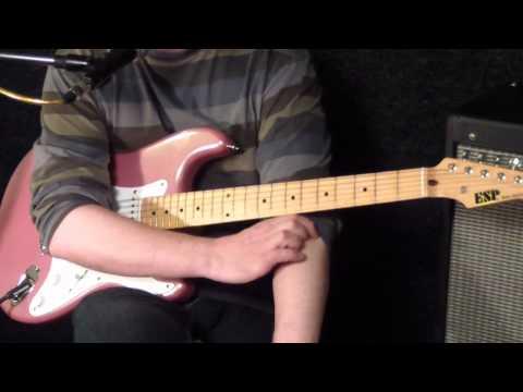 Струнодер 2.0 - ESP 400 Series  Stratocaster Japan