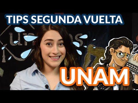Tips para quedar en la UNAM