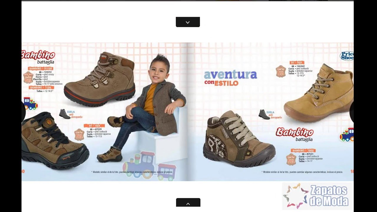 32cd9a0e6 Ofertas zapatos NIÑOS price shoes - YouTube