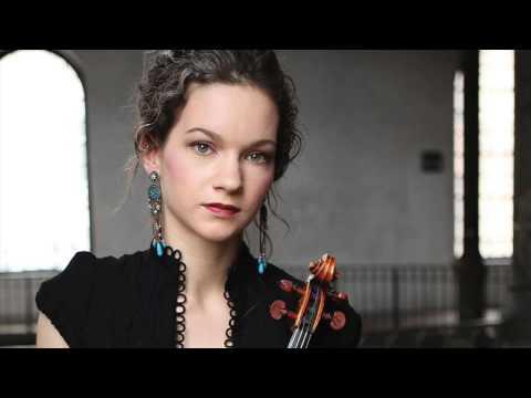 Mozart Violin Concerto No. 5 Hilary Hahn