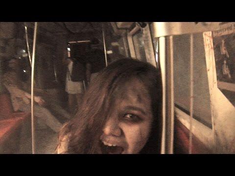 USS Halloween Horror Nights 5 - The MRT Walkthrough