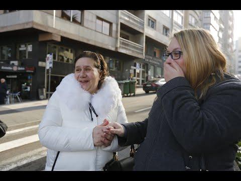 """Paula Boghiu, madre de la víctima del """"caso Esmorga"""""""