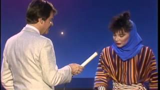 Dick Clark interviews Toni Basil- American Bandstand 1984