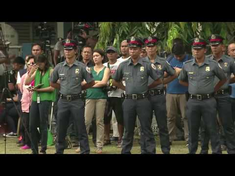 Davao Philippine National Police Change of Command (Speech) 6/24/2016