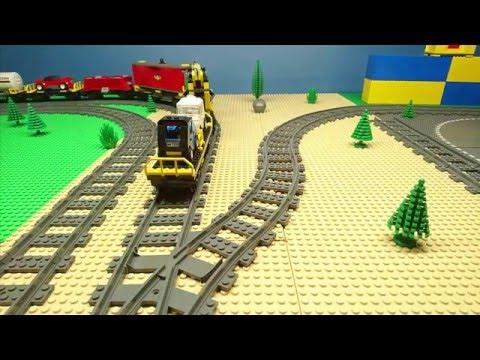 Lego Film #3: Freight Depot
