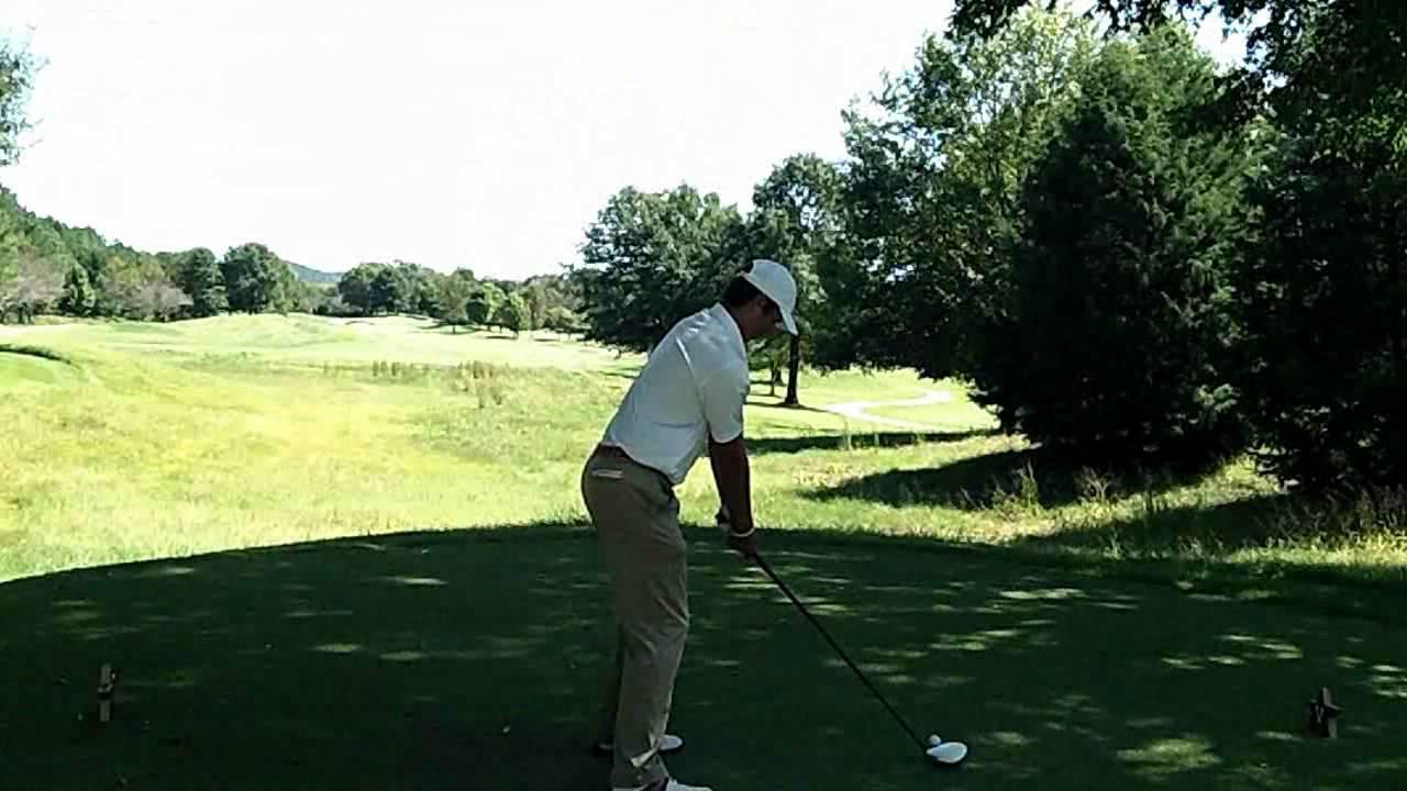 9 20 12 Cofc Men S Golf Mason Rudolph Preview Youtube