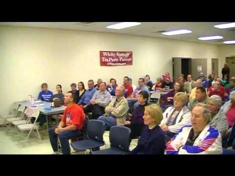 White County Tea Party Patriots interview Dan Coats