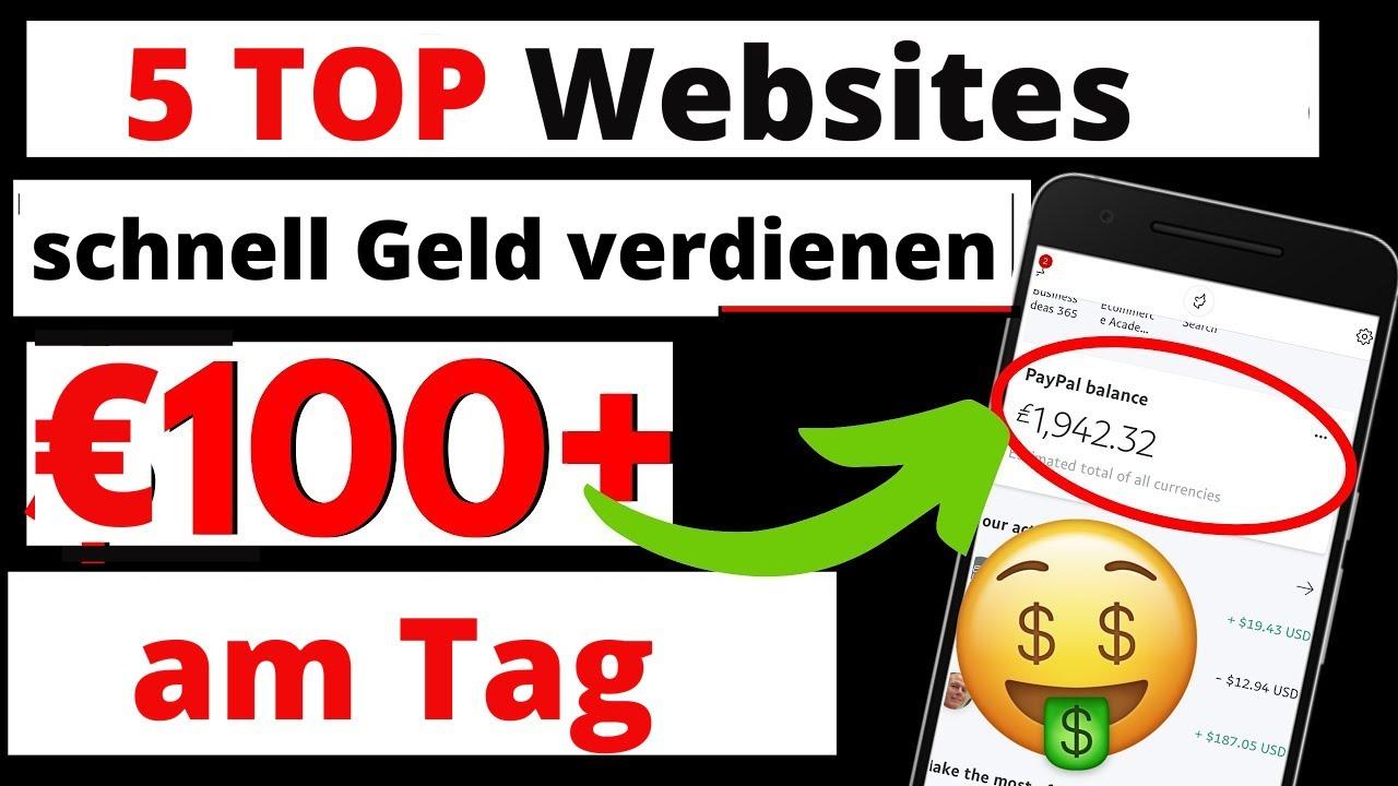 geld verdienen online websites kostenlos lernen sie alles zu diesem thema
