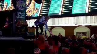 Rod Stewart (JOHN ANTHONY)  - Ultimate Elvis Tribute - Las Vegas 2013