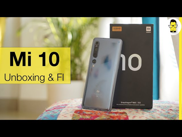 Mi 10 unboxing & hands-on - defying preconceived notions