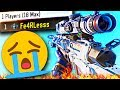 I RESET MY STATS.... 😭 (Black Ops 3 Sniping & Funny Moments)