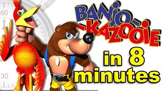 The Complete History of Banjo-Kazooie - A Brief History