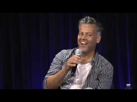 Rupert Graves 'YOU BASTARD'