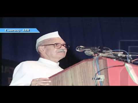 Dr. Shankar Dayal Sharma addressing the nation on 25th January 1993
