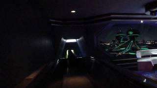 LONG Goodyear Moving Walkway at Space Mountain, WDW's Magic Kingdom, Lake Buena Vista, FL