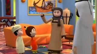 Arabisch 3d cartoon
