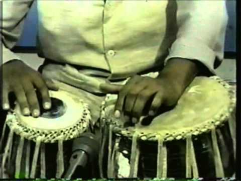 Tabla- Lesson 13- Kaidas #5 of Teen Taal